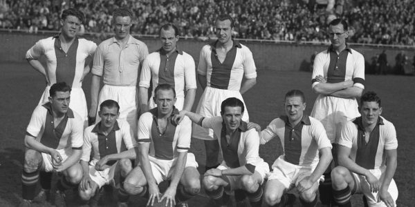 History about Ajax