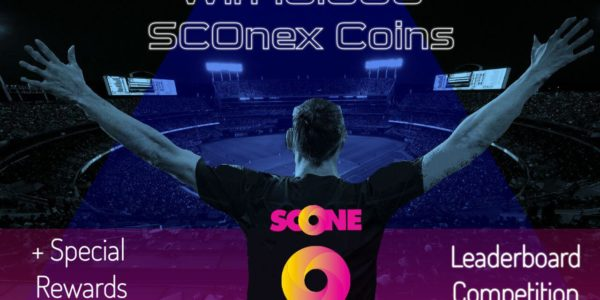 Reward Yourself Join the SCOneX Leaderboard Social Competition